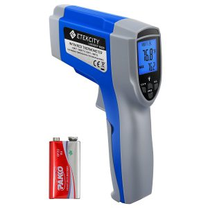 Etekcity Digital Infrared Thermometer Blue-Gray