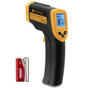 Etekcity Lasergrip Infrared Laser Thermometer Yellow/Black