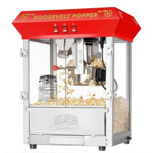 Great Northern Popcorn 6010 Roosevelt Popcorn Popper Machine