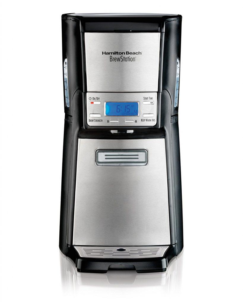 Hamilton Beach Programmable 12 Cup Coffee Maker