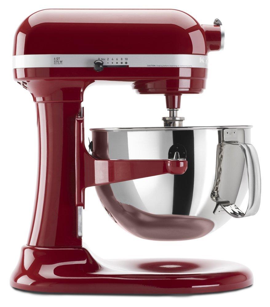 KitchenAid Professional Mixer Empire Red