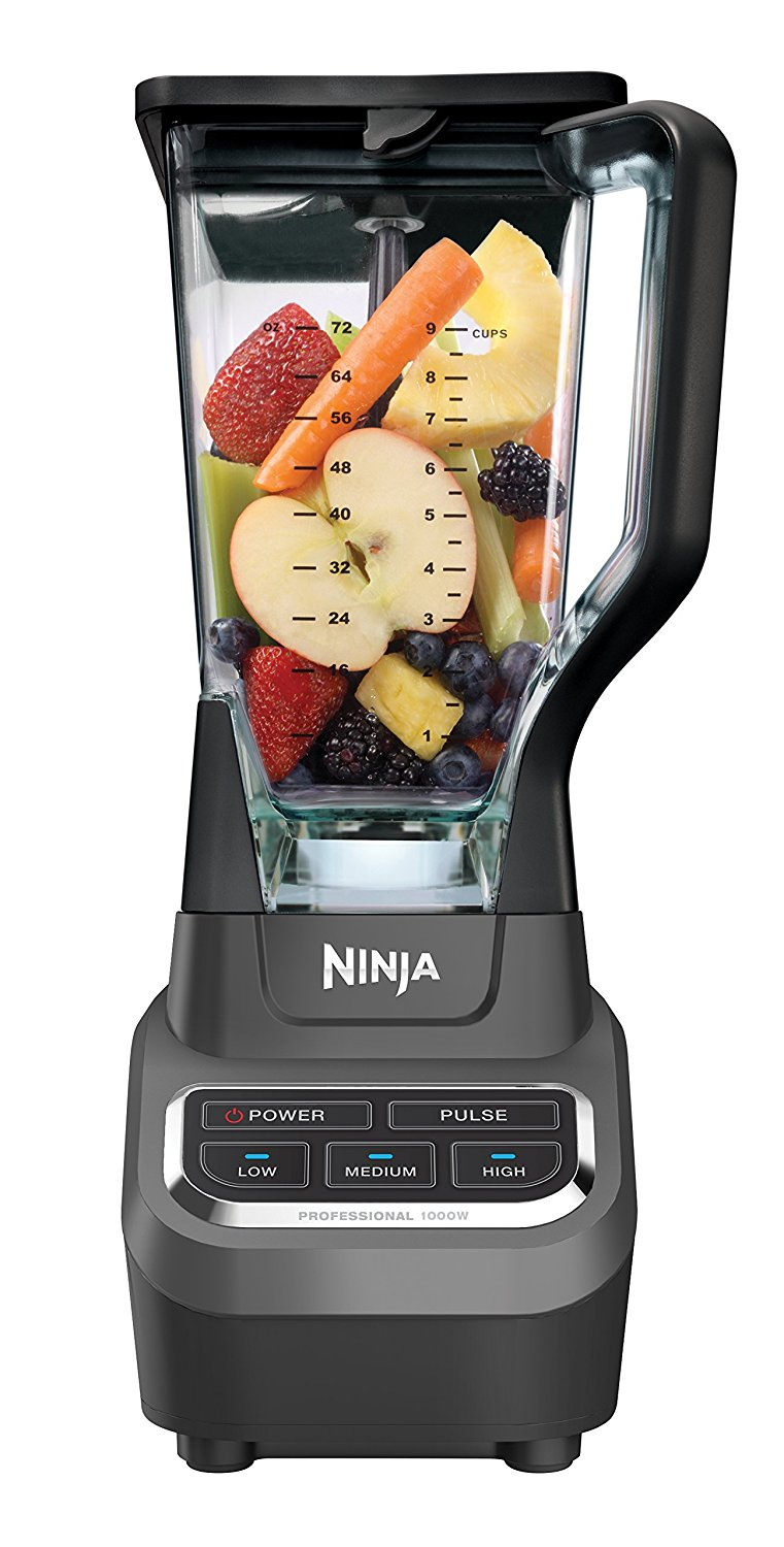 Ninja BL610 Professional Blender - Black