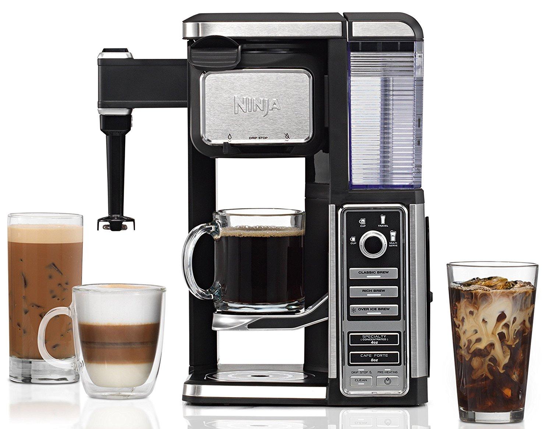 Ninja Coffee Bar Single-Serve System CF112