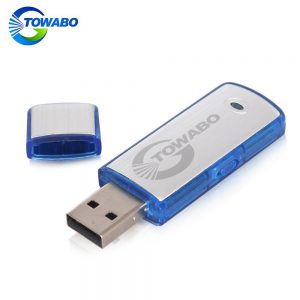 Towabo 2 in 1 USB Portable Voice Recorder