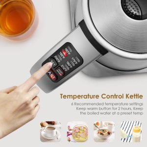 Aicok Kettle Temperature Control Panel