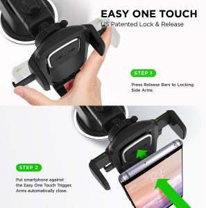 iOttie Easy 2 Step Mounting System