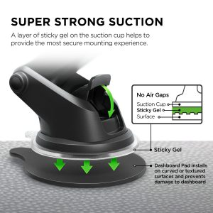 iOttie Super Strong Suction Cup