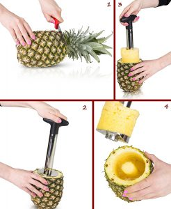 ChefLand Pineapple Corer and Slicer