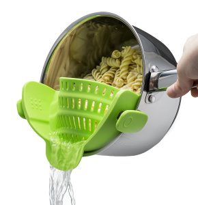 Kitchen Gizmo Snap Drain Strainer