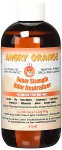 Angry Orange Odor Eliminator 8 Ounces