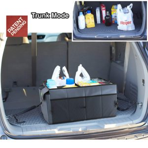 Drive Auto Product Trunk Installation - Trunk Mode