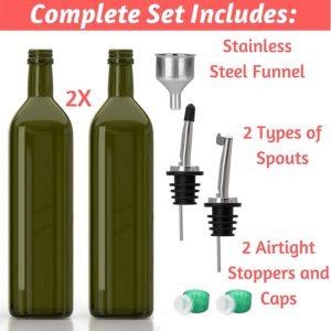 Complete Olive Oil Set