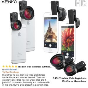 Xenvo Camera Lenses