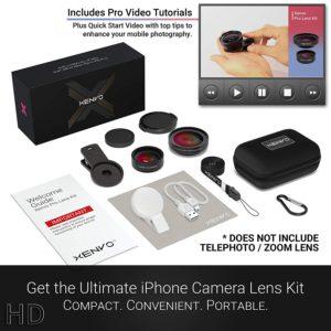 Xenvo Camera Lens Kit