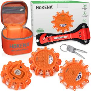 Hokena Road Flare Emergency Lights Kit Pros Cons Shopping.com