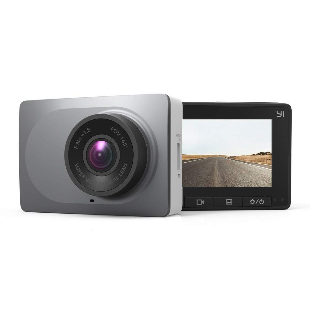 YI Smart Car Dash Camera