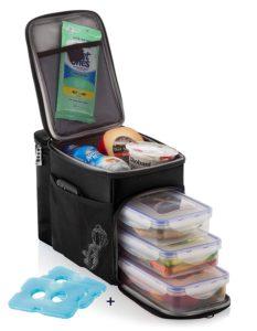 Zuzuro Insulated Lunch Bag Pros Cons Shopping.com