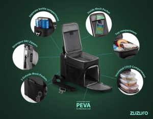 Zuzuro Lunch Bag Features Pros Cons Shopping.com
