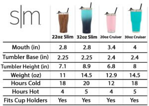 Simple Modern Tumbler Specs By Size Pros Cons Shopping.com