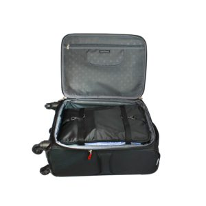 Stow-N-Go Portable Luggage Fits Into Carry-On Bag Pros Cons Shopping.com