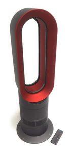 Dyson AM09 Fan-Heater Iron Red