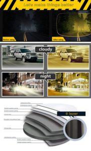 Soxick Night Driving Comparison