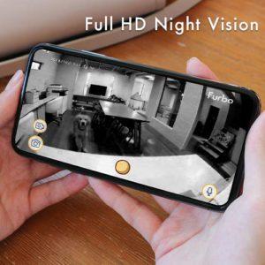 Furbo Camera HD Night Vision