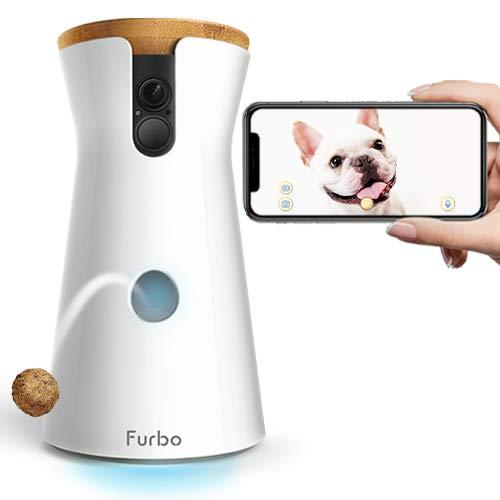 Furbo Dog Camera Treat Dispenser