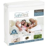 SafeRest Twin Premium Mattress Protector