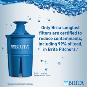 Brita Filters Reduce Contaminants