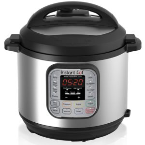 Instant Pot DUO60 6 Qt 7-in-1 Pressure Cooker