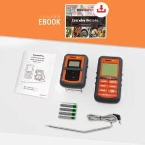ThermoPro Digital Thermometer In The Box Accessories
