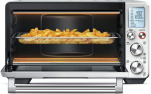 Breville Air Fry Smart Oven Cooking French Fries