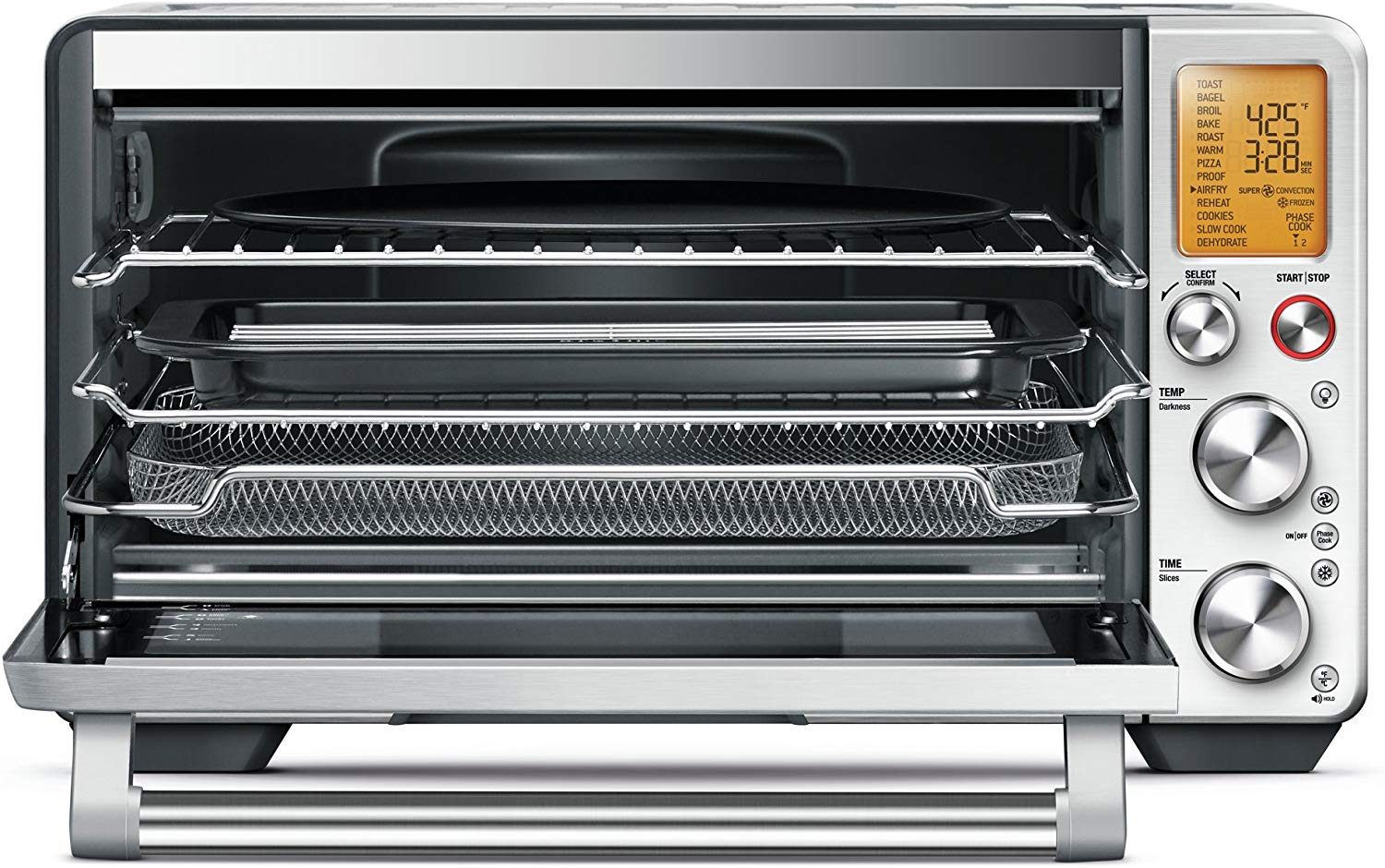 Breville Bov900bss Convection Air Fry Smart Oven Stainless