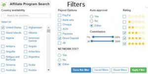 Filter-The-Network-Programs-Based-On-Your-Needs-And-Goals