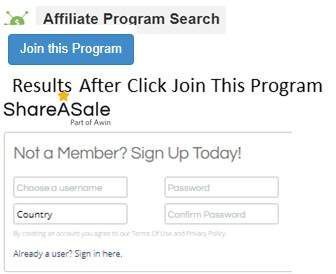 Join A Program Fill Out The Form Become An Affiliate