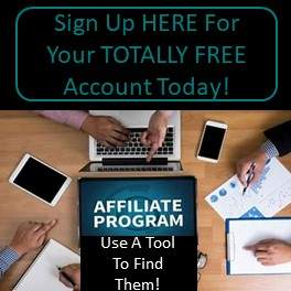 Save Time. Use The Automated Affiliate Program Tool Finder. Sign Up For A Free Account