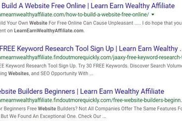 Here Is a List Of Three Blogs With Title and Meta Description