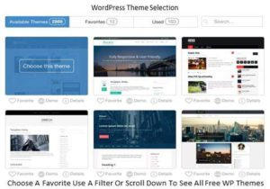 Step-3a-Select-WordPress-Themes-From-Favorites-Filters