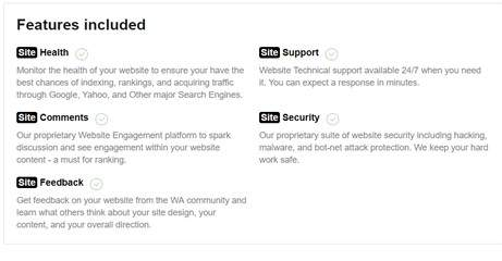 Step 6 Website Builder Protects Backups. It Also Adds Speed Boost and Encryption Features