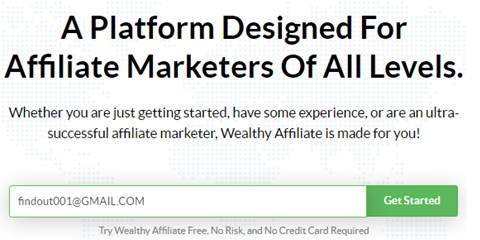 Step 1 Sign Up Free For Free Website Builders For Beginners