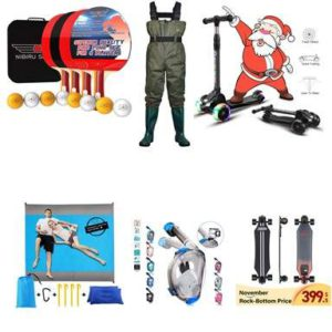 Sports & Outdoors Black Friday Deals