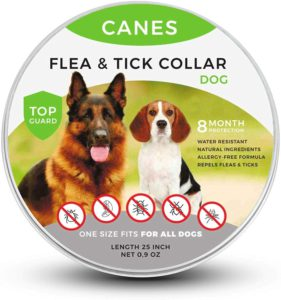 Best Dog Flea Collars - SOBAKEN Flea Tick Collar