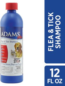 Best Dog Flea Shampoo - Adams Flea Tick Shampoo