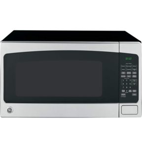 Best Full Size Countertop Microwaves -GE JES2051SNSS Black-Silver