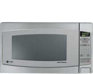 Best Full Size Countertop Microwaves - GE Profile JES2251SJ Silver