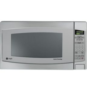 Best Full Size Countertop Microwaves - GE Profile Silver