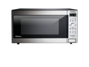 Best Full Size Countertop Microwaves - Panasonic NN-SD745S Silver