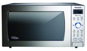 Best Full Size Countertop Microwaves - Panasonic NN-SD775S Stainless Steel Silver