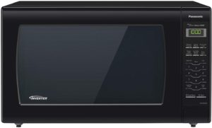 Best Full Size Countertop Microwaves - Panasonic NN-SD936B Black